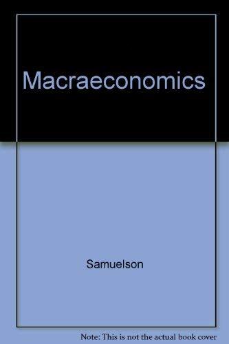 9780070548923: Macroeconomics