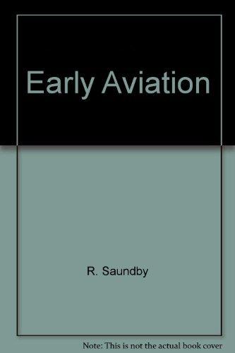 9780070548954: Early Aviation