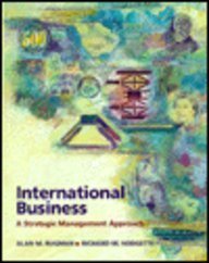 9780070549159: International Business: A Strategic Management Approach (Mcgraw-Hill Series in Management)