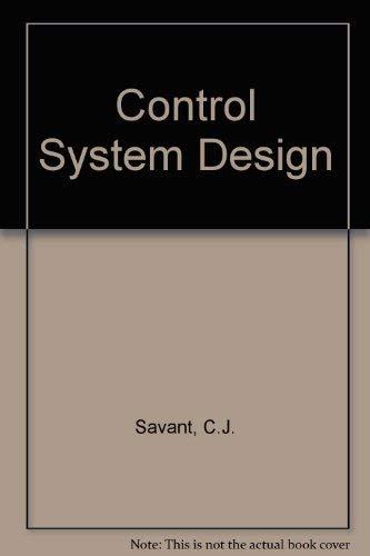 9780070549593: Control System Design
