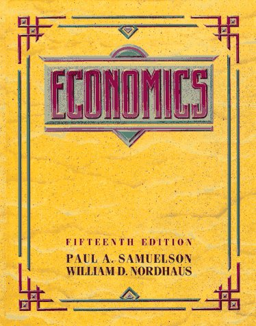 9780070549814: Economics: An Introductory Analysis