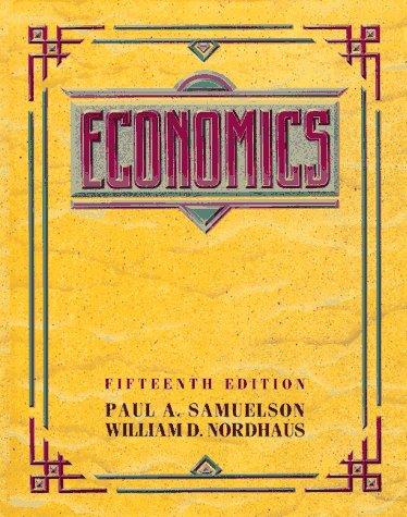 Economics: Paul A. Samuelson,