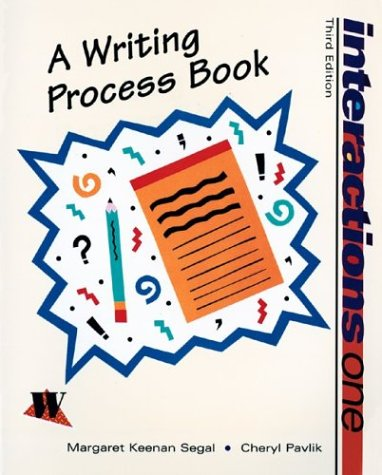 9780070550308: Interactions 1: A Writing Process Book
