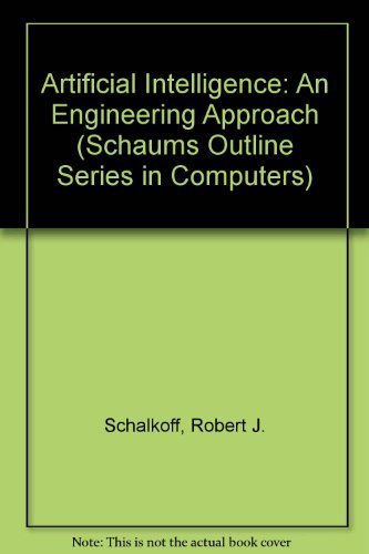 9780070550841: Artificial Intelligence: An Engineering Approach (Schaums Outline Series in Computers)