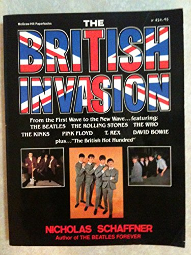 9780070550896: British Invasion: From the First Wave to the New Wave (McGraw-Hill Paperbacks)