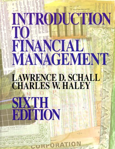 9780070551176: Introduction to Financial Management (MCGRAW HILL SERIES IN FINANCE)