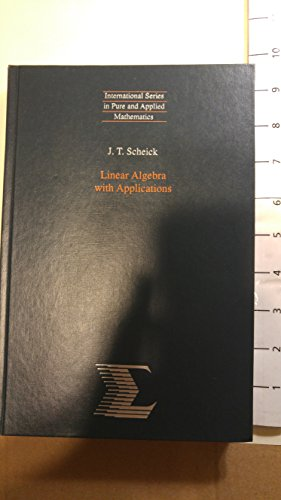 9780070551848: Linear Algebra With Applications