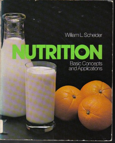 9780070552302: Nutrition: Basic Concepts and Applications