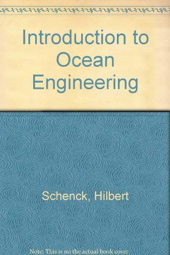 9780070552401: Introduction to Ocean Engineering