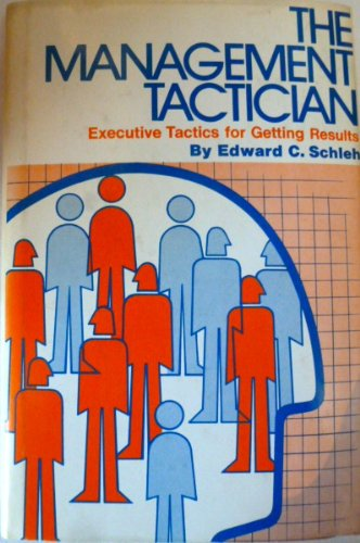 9780070552937: Management Tactician