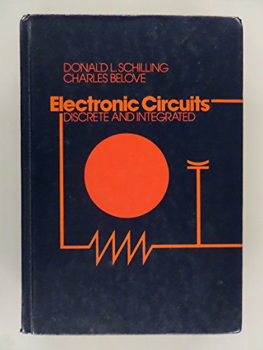 9780070552999: Electronic Circuits: Solutions Manual: Discrete and Integrated