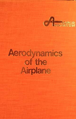 9780070553415: Aerodynamics of the Aeroplane