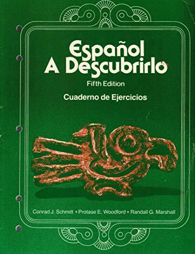 9780070554061: Español, a descubrirlo