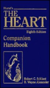 9780070554696: Hurst's the Heart, Eighth Edition, Companion Handbook: Companion Handbook