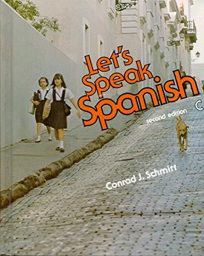 9780070554856: Let's Speak Spanish C