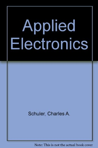 9780070555716: Applied Electronics