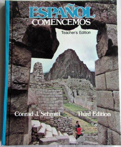 9780070555747: Espanol Comencemos: Teacher's Edition