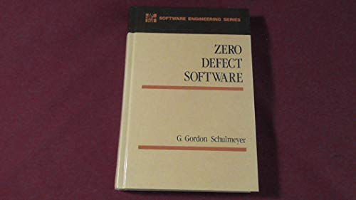 9780070556638: Zero Defect Software (Mcgraw Hill Software Engineering Series)