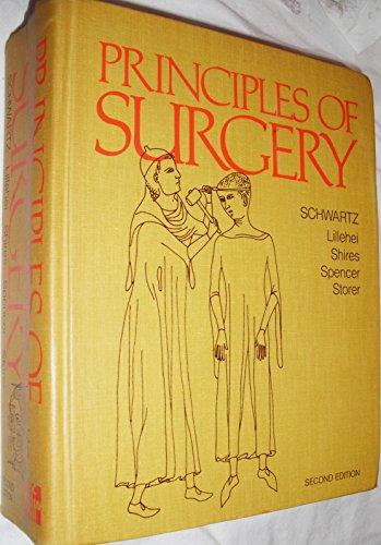 9780070557239: Principles of surgery (v. 1)