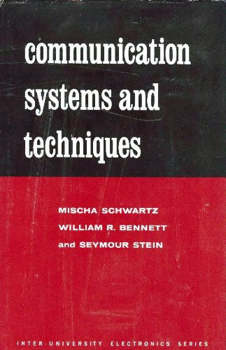9780070557543: Communication Systems and Techniques