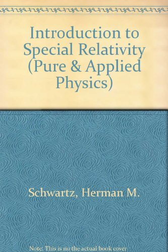 9780070557659: Introduction to Special Relativity