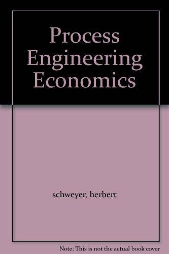 9780070557857: Process Engineering Economics