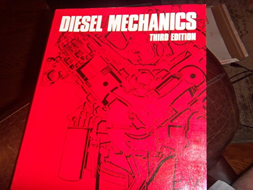 9780070558366: Diesel Mechanics