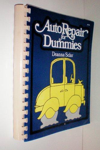 9780070558717: Auto Repair for Dummies