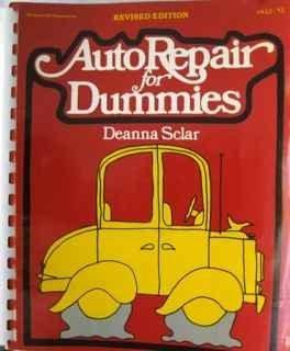 9780070558755: Auto Repair for Dummies