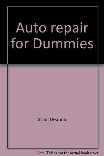 9780070558779: Auto Repair for Dummies, Revised Edition