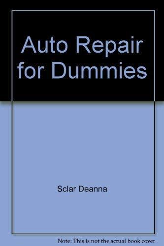 9780070558847: Auto Repair for Dummies
