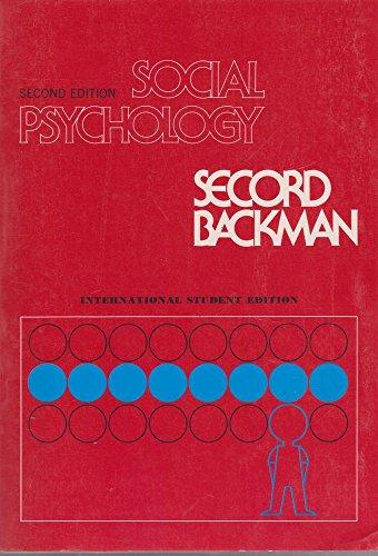 9780070559141: Social Psychology