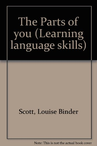 9780070559554: The Parts of you (Learning language skills)