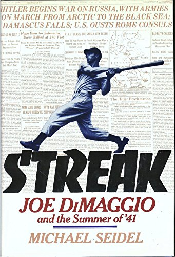 9780070559660: Streak: Joe Dimaggio and the Summer of '41