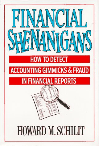 9780070561311: Financial Shenanigans: How to Detect Accounting Gimmicks and Fraud in Financial Reports