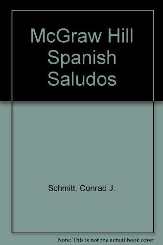 9780070561373: McGraw Hill Spanish Saludos