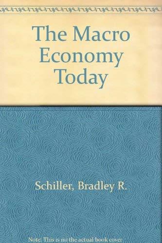 9780070561687: The Macro Economy Today