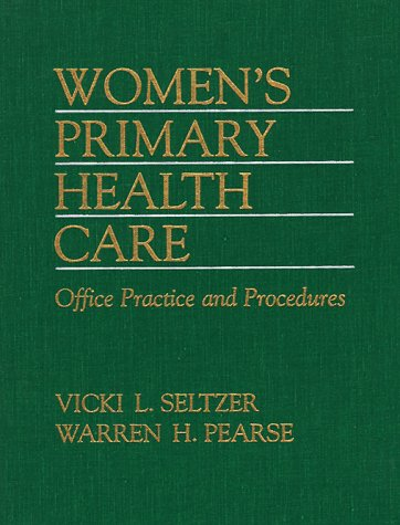 9780070562257: Women's Primary Health Care: Office Practice and Procedures