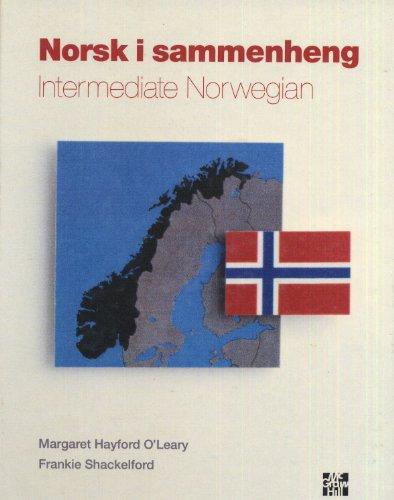 9780070562325: Norsk I Sammenheng