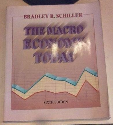 9780070563032: The Macro Economy Today