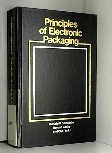 9780070563063: Principles of Electronic Packaging
