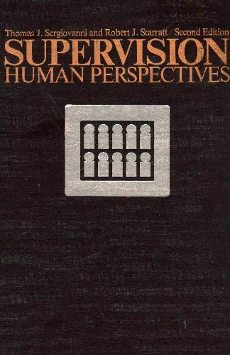 9780070563117: Supervision: Human Perspectives