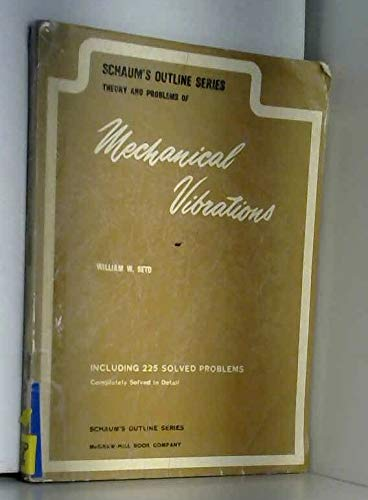 9780070563278: Mechanical Vibrations (Schaum's Outline)