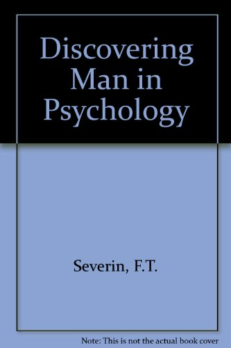 9780070563414: Discovering Man in Psychology
