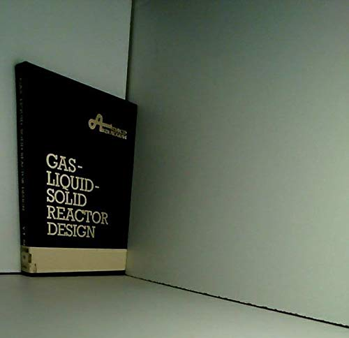 9780070563704: Gas-liquid-solid Reactor Design