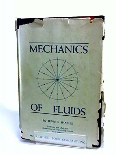 9780070563902: Mechanics of Fluids