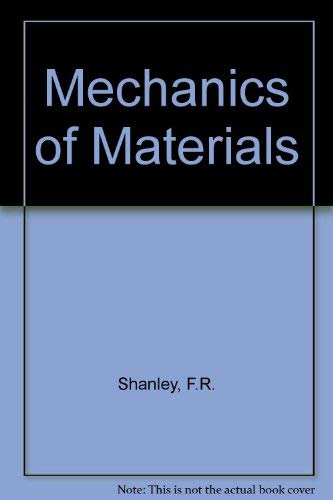 9780070563933: Mechanics of Materials