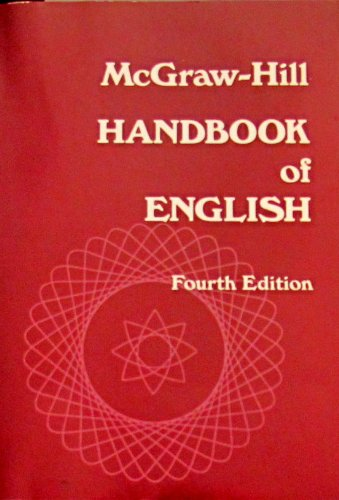 9780070565067: McGraw Hill Handbook of English