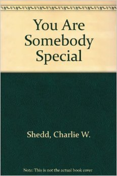 9780070565111: You Are Somebody Special