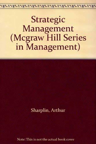 9780070565135: Strategic Management (Mcgraw Hill Series in Management)